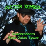 Graverobbers From Outer Space CD Cover